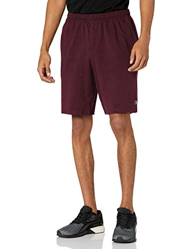 """Champion Men's 9"""" Jersey Short with"""