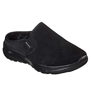 Skechers On The Go, Sabot Donna Black Nero, Woman, Cushioning, Sneakers 15530