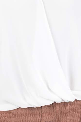 Chemise L22002 Camicia Allure Lait Couleur Lait Femme I So fwqgxa5w