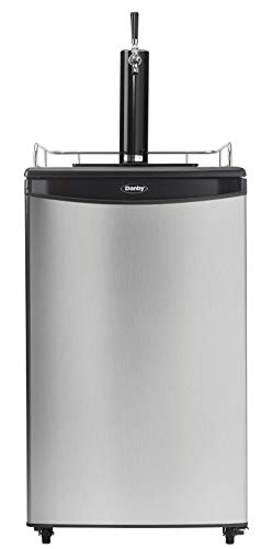 Danby DKC054A1BSLDB 5.4 cu. ft. Single Tap Keg Cooler, Steel by Danby (Image #5)