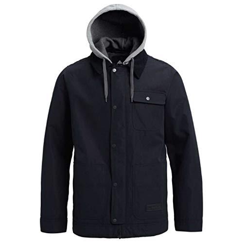 Burton Men's Dunmore Jacket, True Black W19, X-Large (Snowboard Jackets Men Burton)