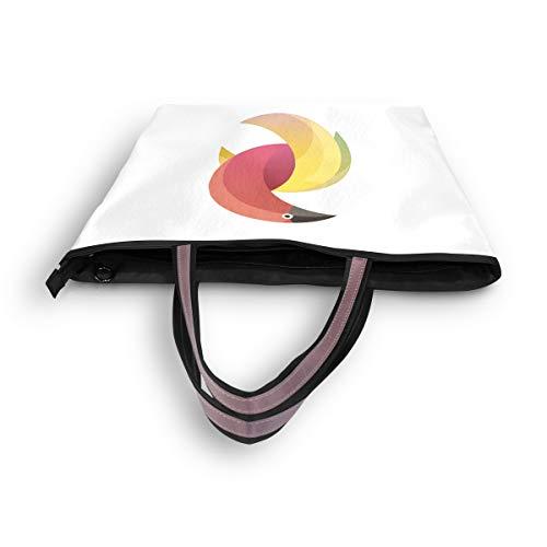 Bolso Tela Para Fajro Mujer De Multicolor OBw6gYq