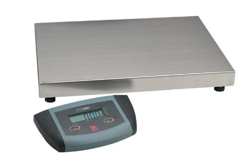 Amazon.com: Ohaus ES30R Bench weighing Scale,30X0.01 kg,Units kg,lb,oz, lb:oz, Pan 12
