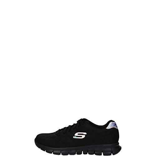Skechers 12099 Synergy Moonlight Madness Black negro