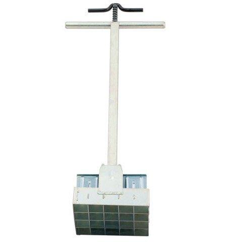 Soil Block Maker - Multi 20 Commercial Long Handle by Ladbrooke
