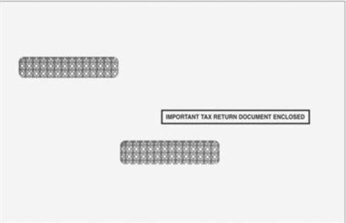 EGP IRS Approved Universal Form Self Seal Envelope, 500 Envelopes by EGPChecks
