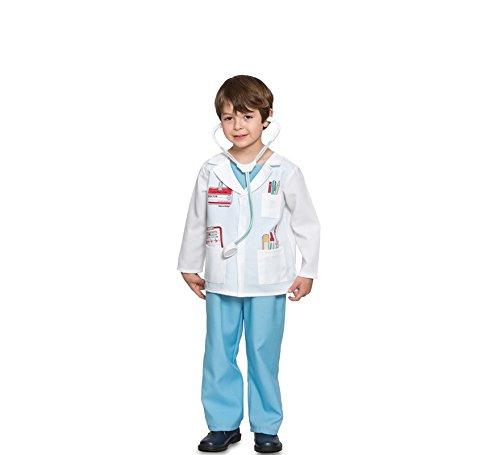 Fyasa 720834-t01 - Disfraz de médico, mediano: Amazon.es: Juguetes ...