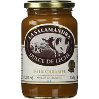 La Salamandra Dulce de Leche from Argentina - 16 oz carrier to shipping international usps,