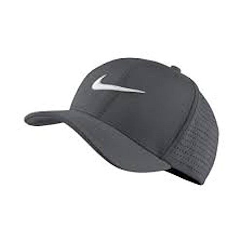 Nike Men's Classic 99 Fitted Golf Hat, Dark Grey, Large/X-Large