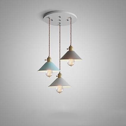 ▷ * Moderno pequeño paraguas Lámpara de techo Lámpara de ...