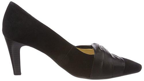 Schwarz Basic Gabor Femme Gabor Noir Escarpins Shoes PHnnYWxwz