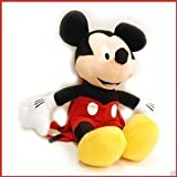 Disney Mickey Mouse Large Plush Doll Backpack Bag Tote