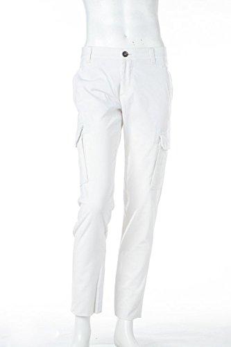 (ブルネロクチネリ) BRUNELLO CUCINELLI コーデュロイパンツ ホワイト メンズ (ME203F1120) 【並行輸入品】 B07FZDTDNP  ホワイト 46