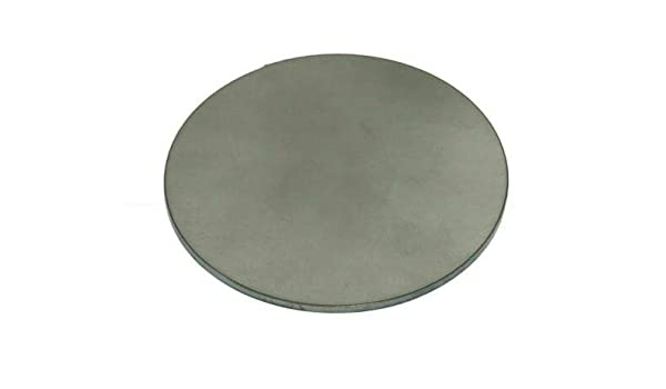 """1//8"""" Stainless Steel 304 Plate Round Circle Disc 5"""" Diameter .125/"""""""