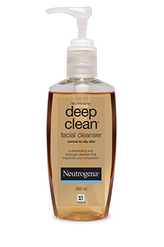 Neutrogena Deep Clean Facial Cleanser 200 ml
