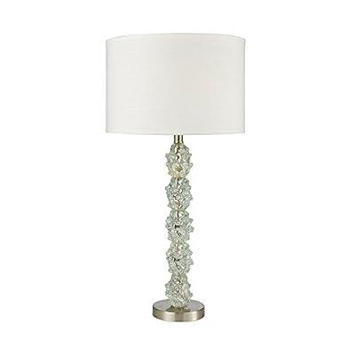 Dimond D3270 Helsinki Table Lamp, 1-Light 150 Watts, Ocean Mint