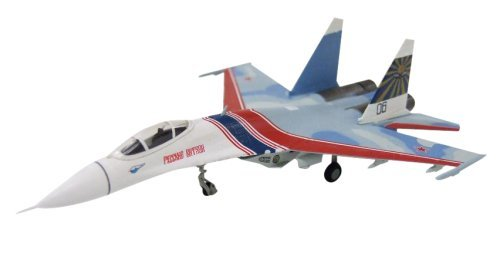 Gulliver 1/200 Su-27 Russian Air Force Russian knights # (Su 27 Russian Knights)