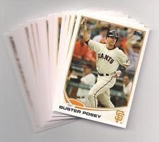 Buy sf giants baseball cards 2013
