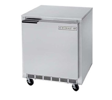 Review Beverage Air UCR27A Undercounter