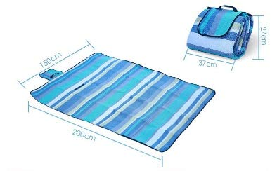 GaoMiTA 200150cm Waterproof Suede Picnic mat mat Outdoor Camping mat by GaoMiTA (Image #1)