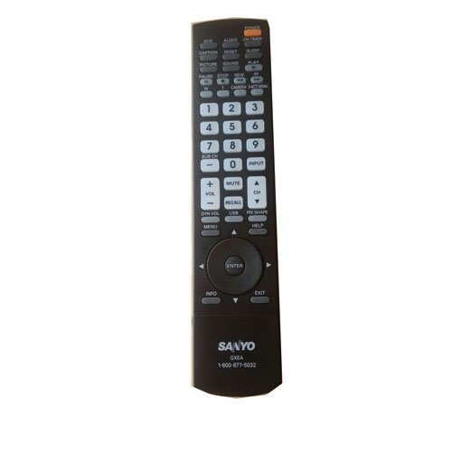 (Remote Control Fir For SANYO DP37840 DP42840 DP46840 DP50740 DP52440LCD LED Plasma HDTV TV)