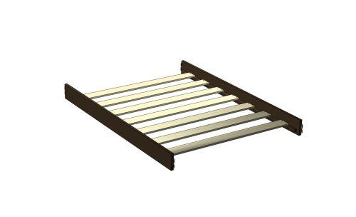 Imagio Baby Summit Park Bed Rail Conversion Kit Chocolate Mist