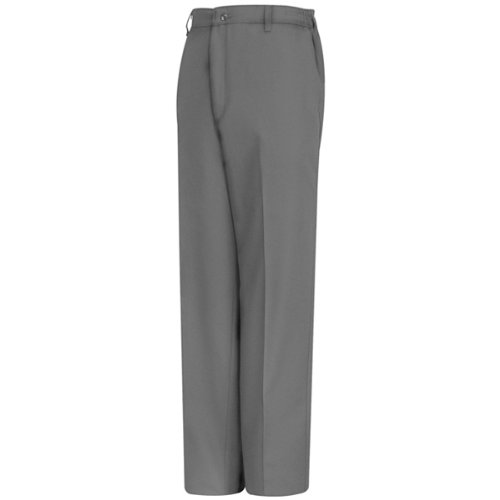 Red Kap Elastic Insert Work Pant, Men, Charcoal, 3629 PT60CH-36-29 - Red Kap Twill Slacks