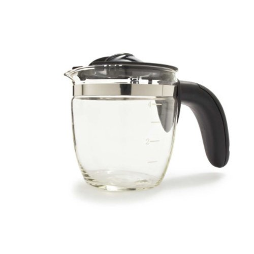 Capresso 3031.00 4-Cup Glass Carafe with Lid for 303 Espresso Machine (559 Glasses)