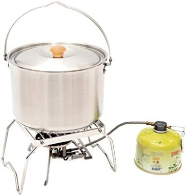 WYJBD Barbecue Pliant en Acier Inoxydable Grill, Voyage Portable Camping Pique-Nique Barbecue Grill
