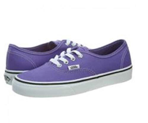 Vans U Authentic, Unisex Adults' Sneakers (7 M US Women / 5.5 M US Men, Passion Flower/True) -