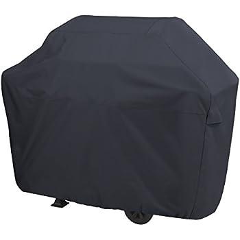 AmazonBasics Gas Grill Cover - X-Large, Black