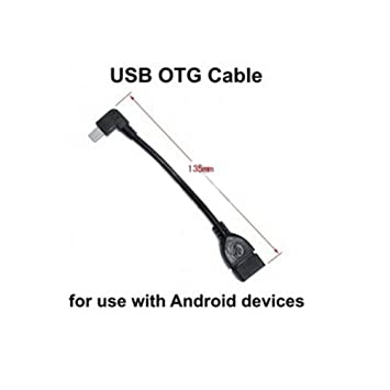 OTG Cable Para Mobius ActionCam Y 808 Llavero cámara: Amazon ...