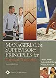 img - for Managerial & Supervisory Principles for Physical Therapists, 2ND EDITION book / textbook / text book