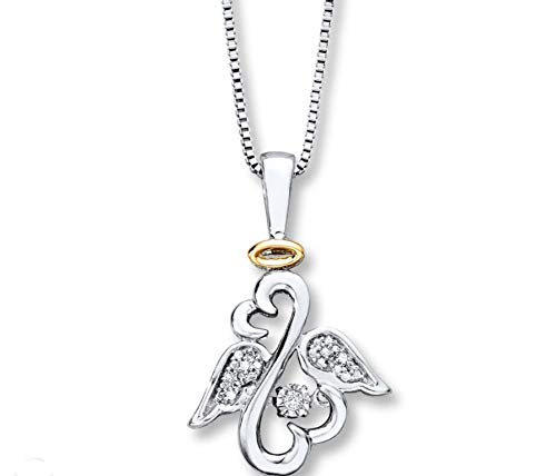Beautiful and Lovely Items Jane Seymour Open Hearts Angel Rhythm Necklace