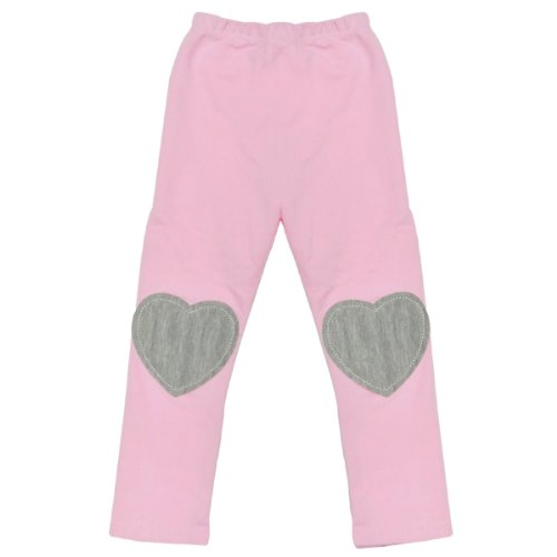 Wrapables Adorable Hearts Toddler Leggings