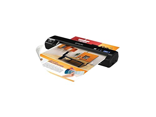 Epson WorkForce DS-40 Wireless Portable Document Scanner for PC and Mac, Sheet-fed, Mobile/Portable by Epson