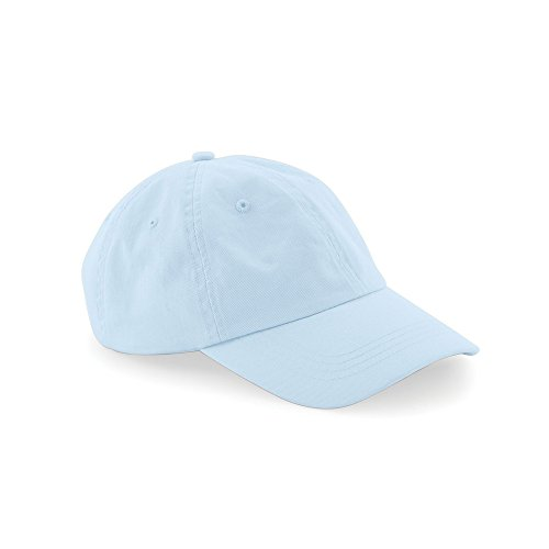 w Profile 6 Panel Dad Cap (One Size) (Pastel Blue) ()