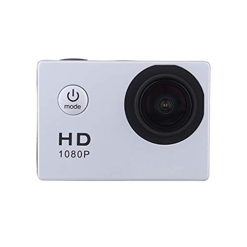 2020 New Full HD 1080P Waterproof Digital Camera System, Sports Action Camera DVR Cam DV Video Camcorder (Gray)
