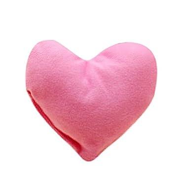 Cojín en Forma de corazón Rojo para Mascotas Regalo de ...