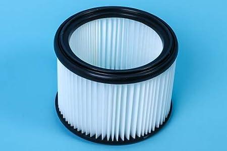 Filtro de pliegues apto para aspiradoras industriales como Nilfisk Multi, Wap Turbo XL y otros: Amazon.es: Hogar