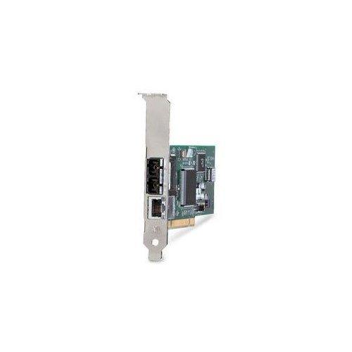 10/100BTX & 100BFX Sc Fiber Adapter Card