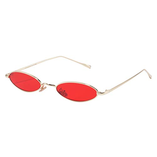 lunettes E Des soleil A Couleur Joker Frame Soleil de Femme Fashion Miroir New Sport de Small Light Vintage Lunettes FTSndqTw