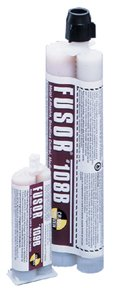 Quarter Panel Skin Rear (Lord Fusor METAL ADHESIVE MEDIUM 7.6 OZ (FUS-108B))