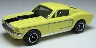 68 Mustang Cobra Jet - 9