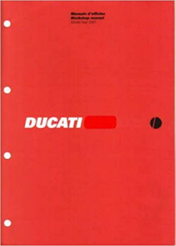 Book 91470411H 2005 Ducati 999 S Service Manual Supplement