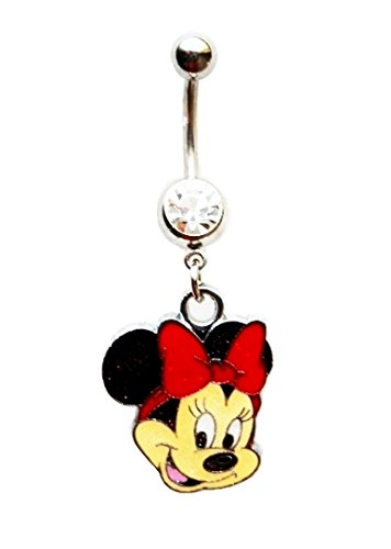 disney belly button rings - 9