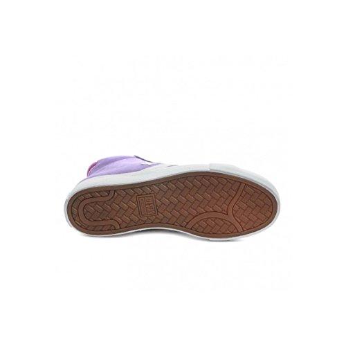 Converse Damen Woman Girl Sneaker Schuhe Gr. 37 Leder Chuck Taylor All Star lila *** Pro Leather Vulc Mid *** 136388C