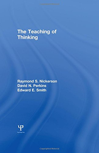 The Teaching of Thinking
