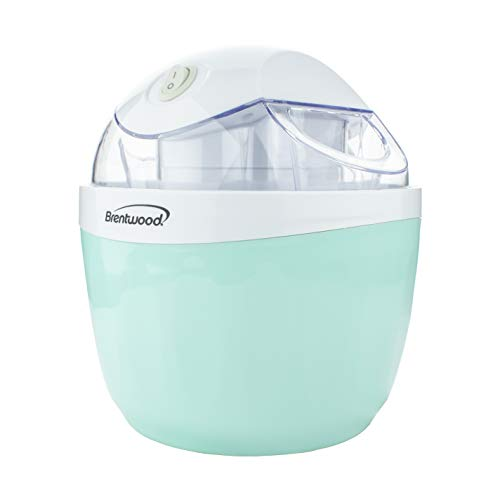 (Brentwood Appliances TS-1410BL 1-Quart Ice Cream and Sorbet Maker, One Size, Blue)