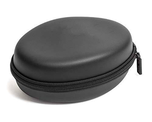 Nenos Kids Headphones Case Travel Case for Other Brands Foldable Headphones, Storage Bag Travel Carrying Case for Headphones Foldable, Over-Ear/On-Ear (Black)